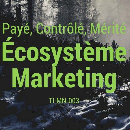 TI-MN-003 Écosystème Marketing : Contrôlé, Payé et Mérité