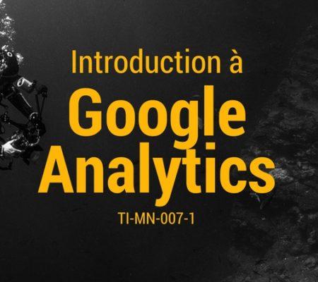 Introduction à Google Analytics – cours en ligne