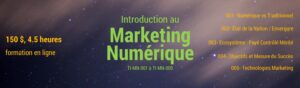 Introduction au Marketing Numérique