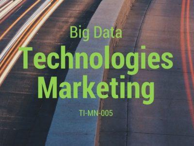Technologie Marketing et le Big Data
