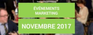 événements en novembre