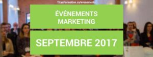 evenements septembre