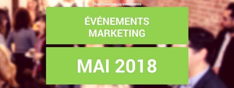 conférences en mai