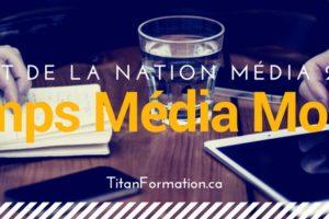 temps média mobile 2017