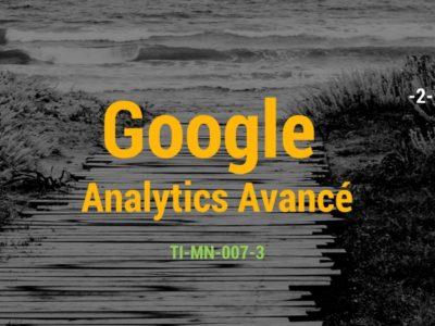 Description du cours Google Analytics Avancé