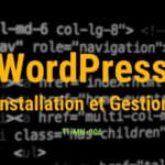 Installation et usage de WordPress
